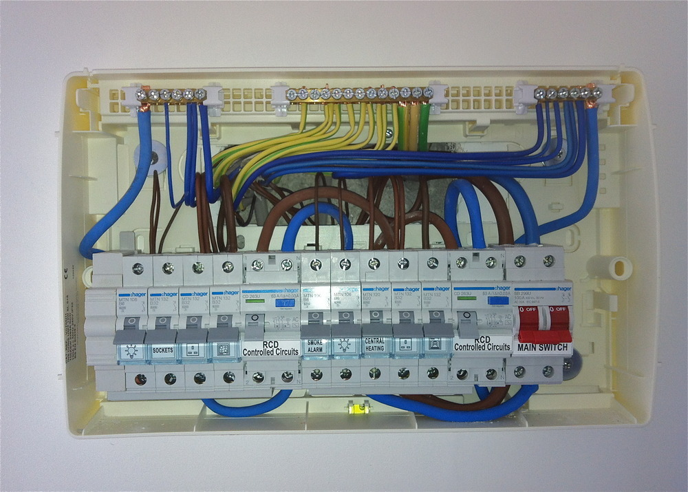 Extraordinary new fuse box uk photos best image wire binvm jac electrics part p electrical installation cheapraybanclubmaster Gallery